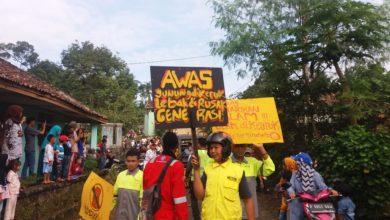 Acara Samenan Kampung Cijati Desa Cicantayan Kabupupaten Sukabumi
