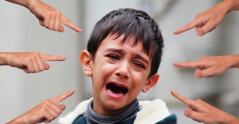 Anak korban bullying