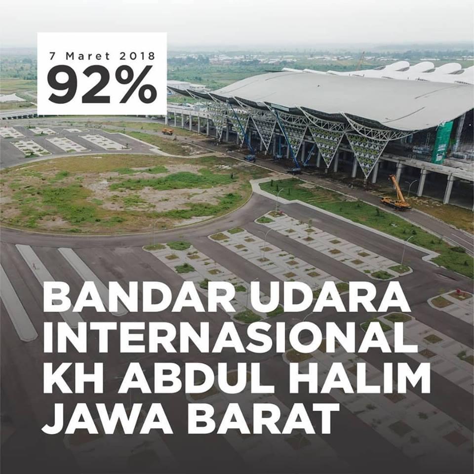 Bandara megah di Indonesia