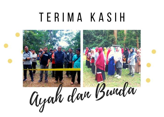 Family Gathering Sekolah Alam Indonesia Sukabumi