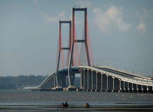 Jembatan Suramadu Surabaya Madura