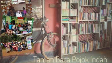 Kerjasama taman baca masyarakat sukabumi