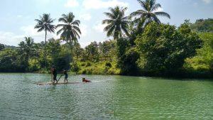 Kondisi Sekitar Alam Curug Banteng. Foto Sabumi Volunteer