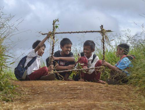 Selamat Hari Anak Nasional, Sudahkah memenuhi Hak Anak