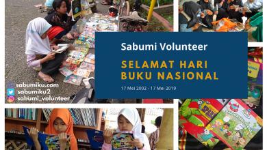 Selamat Hari Buku Nasional 2019