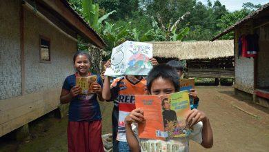 Visi Indonesia untuk Anak Pelosok