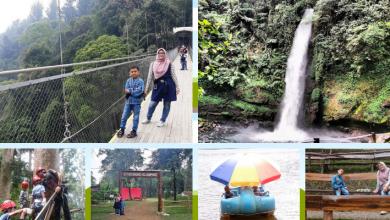 Wisata Alam Ramah Anak di SituGunung Sukabumi