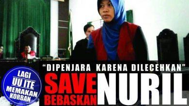 bebaskan Ibu Baiq Nuril
