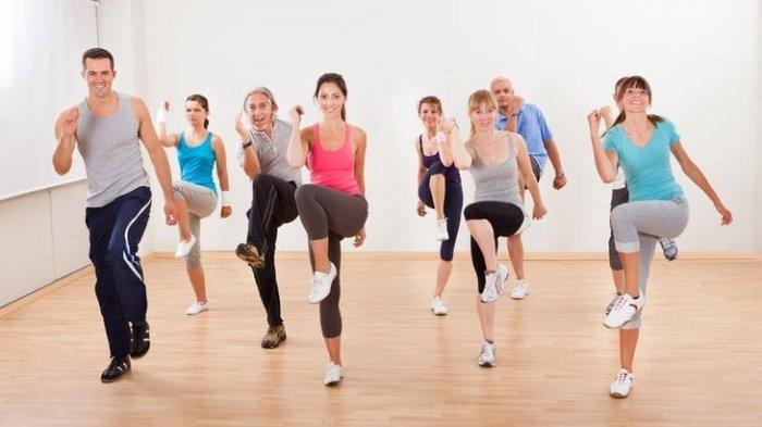 Manfaat senam irama bagi kesehatan tubuh