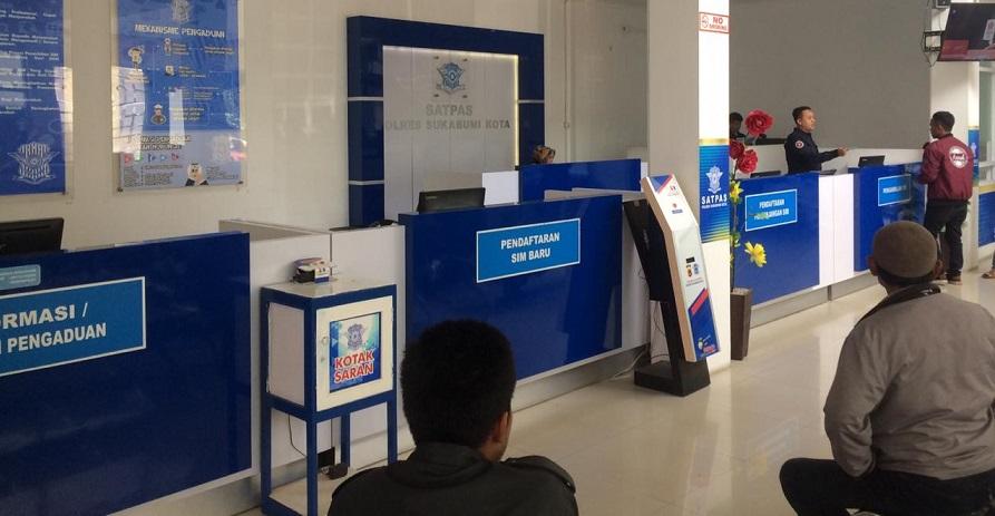 persyaratan perpanjangan SIM di Sukabumi