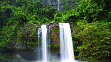 Curug Sodong Geopark Ciletuh Jawa Barat ksmtour.com
