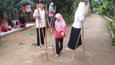 Kampung Egrang Sukabumi