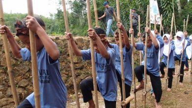 Komunitas Permainan Tradisional Egrang Sukabumi