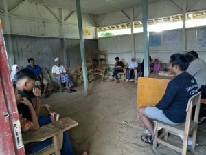 Membicarakan Kondisi Pendidikan di Kampung Ciawitali
