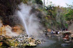 Pemandian Air Panas Cisolok Sukabumi
