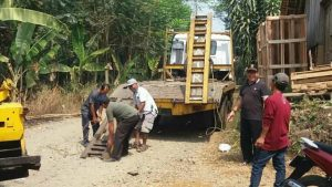Penantian Panjang Pembangunan Jalan Cijati Sukabumi