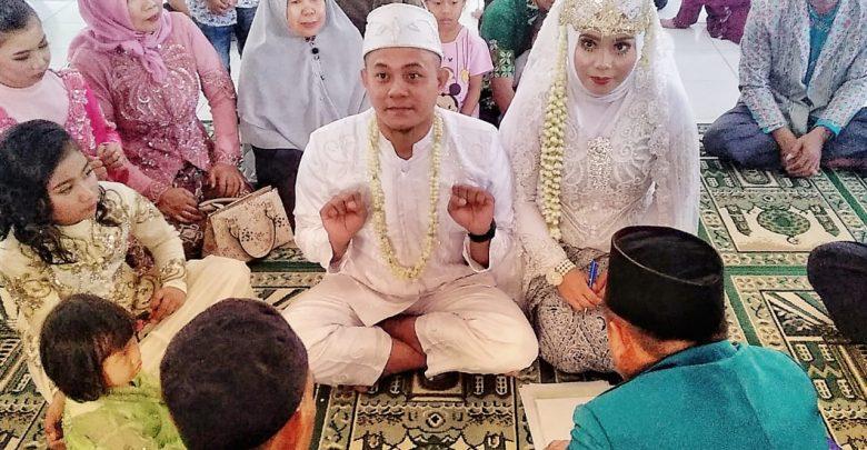 Pernikahan Hingga Akhir Hayat untuk Firdaus Agustian Ramadhan