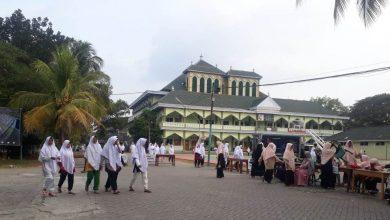Suasana di Pendidikan Pesantren Putri Gontor
