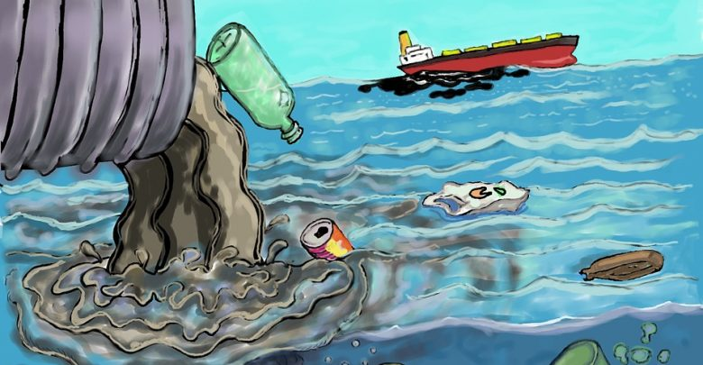 Air tidak bersih atau air kotor mengganggu kesehatan