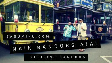 Bus Wisata Bandros Kota Bandung