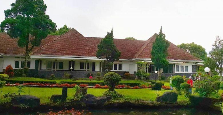 Taman Rekreasi Hotel Selabintana Sukabumi Lokasi Wisata