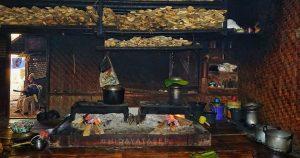 Isi Dapur di Kasepuhan Kampung Sinar Resmi