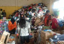 Stop Bantuan ke Lokasi Bencana