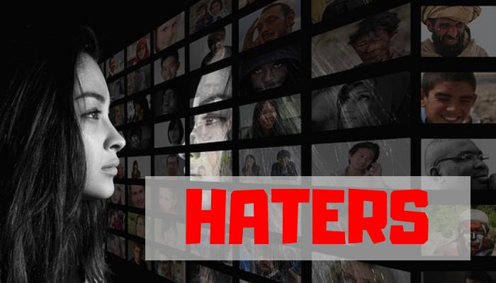 Bagaimana menghadapi haters