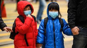 Corona Virus pada Anak. Foto https://www.livescience.com/
