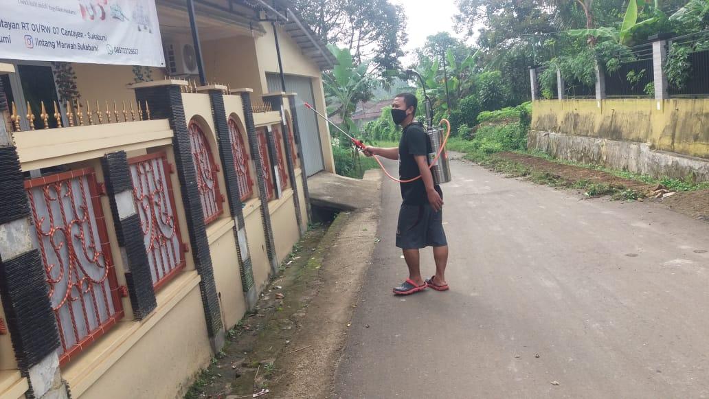 Dari Dusun Cijati Sukabumi Membangun Kesadaran Kesehatan Pencegahan Virus Corona