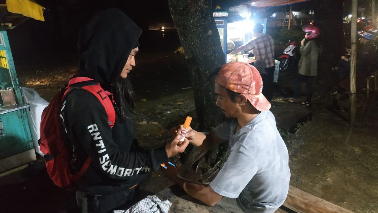 Gerakan Lintas Komunitas Vespa Sukabumi Mengatasi Masalah Virus Corona