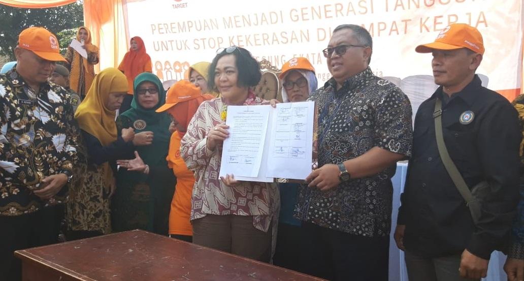 Menghapus Pelecehan Pekerja Perempuan