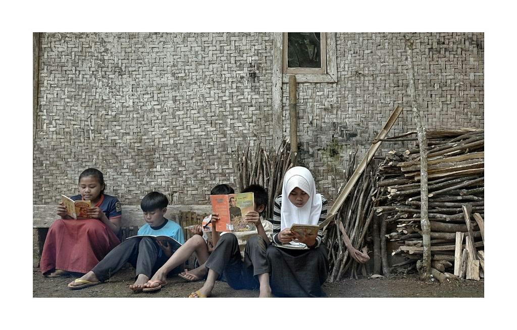 Satu Buku untuk Anak Sukabumi