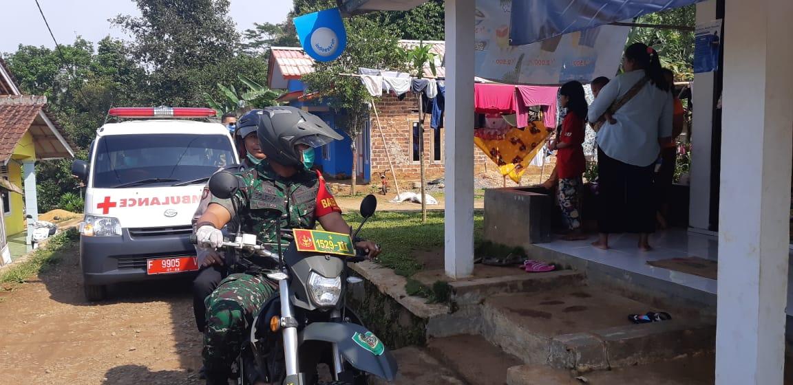 Sosialisasi Virus Corona ke Pelosok Desa