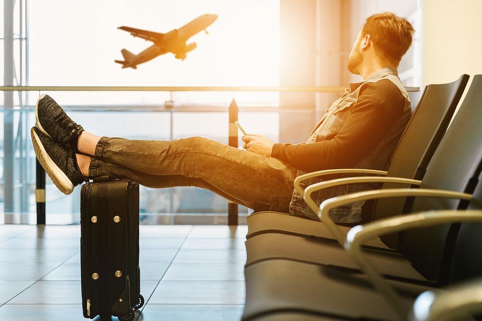 Tidak boleh dilakukan di pesawat