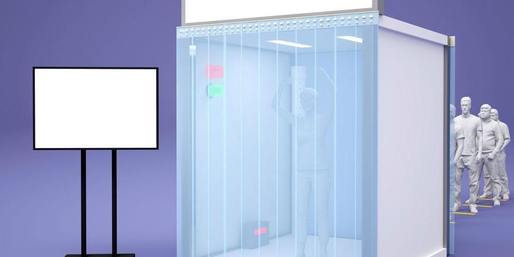 Bilik disinfektan dilarang digunakan. Sumber : https://www.sehatq.com/