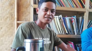 Deden Petani Organik Dari Kampung Cibiru Sukabumi
