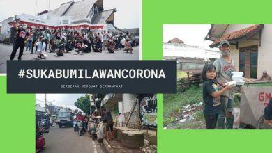 Gerakan Komunitas Sukabumi #sukabumilawancorona