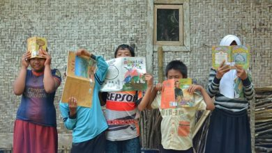 Membahas pendidikan pelosok Sukabumi