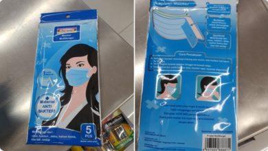 Masker Murah Indomaret cuma 9900 rupiah