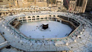 Mekkah Melawan Virus Corona