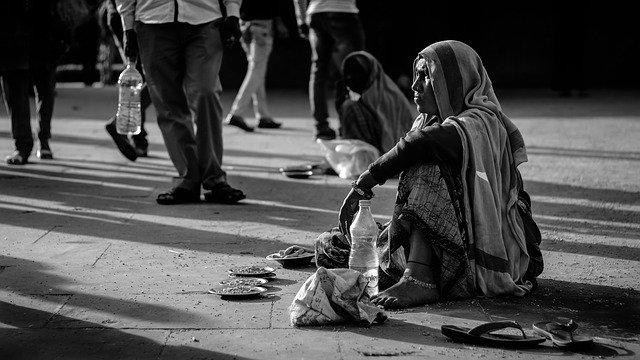 Nasib Bu Yuli Mati Kelaparan. Foto hanya ilustrasi