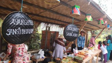 Pasar Cikundul Sukabumi