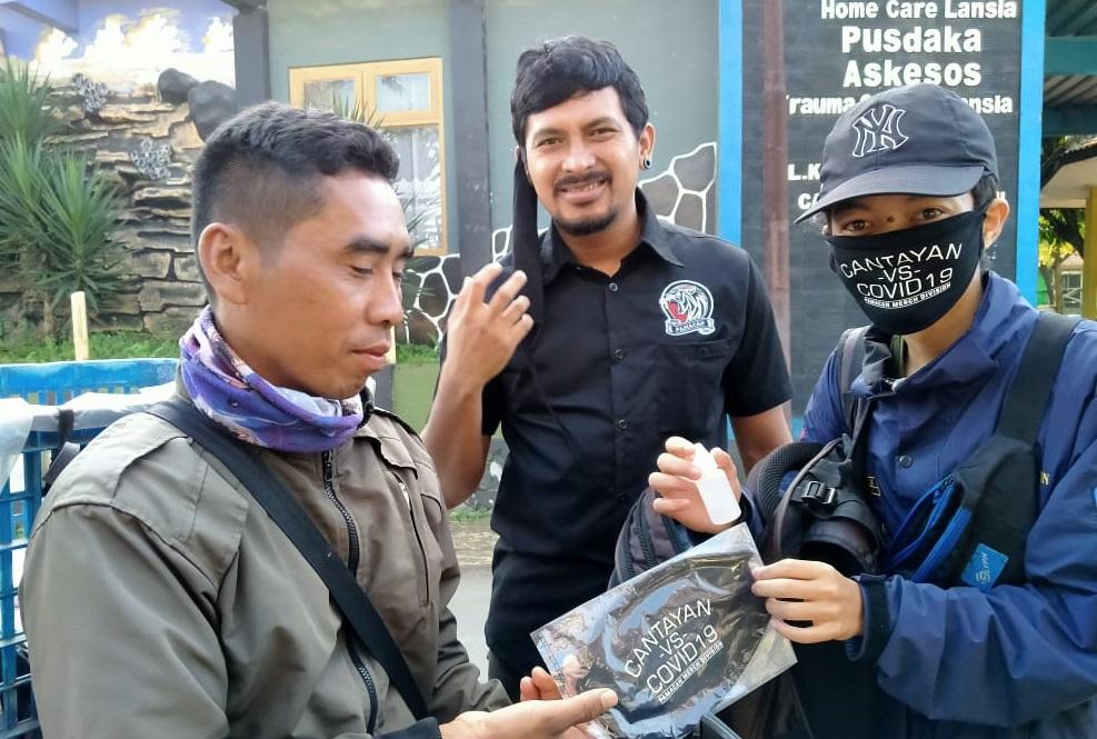 Pemuda Pamacan Cicantayan Sukabumi VS Pandemi COVID-19