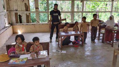 Pemuda peduli anak Indonesia