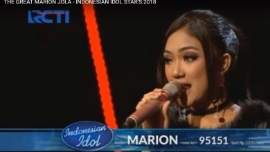 Penyanyi Marion Jola di RCTI