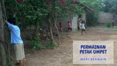 Permainan tradisional Jawa Barat
