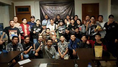 Peserta yang hadir dalam Lomba Barista Sukabumi