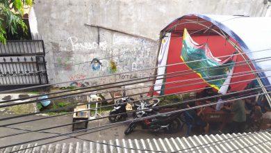Pos PSBB Lingkungan Tempat Tingal di Jakarta Malah Bikin Kerumunan Baru
