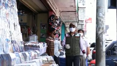 Wajib Pakai Masker di Kota Sukabumi Mulai 1 Mei 2020